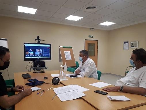 Los hospitales de la Agencia Sanitaria Alto Guadalquivir ponen en marcha su Comisión de Humanización.