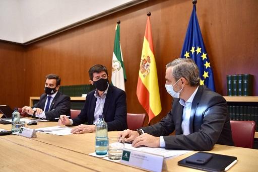 La Comisión de Planificación de la ITI de Jaén suma casi 24 millones de euros más para proyectos.