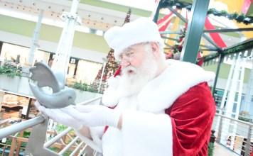 Shopping D. Pedro inaugura decoração de natal