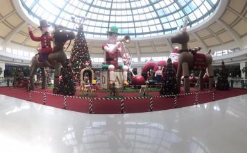 Iguatemi Campinas e Galleria Shopping tem aberturas inspirados em parque de diversão