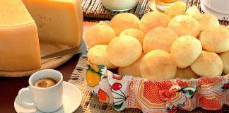 Os variados sabores de Pão de Queijo