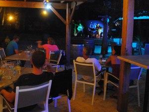 soirée musicale au Camping l'Art de Vivre
