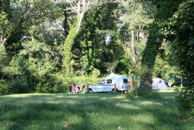 pitches Camping l'Art de Vivre