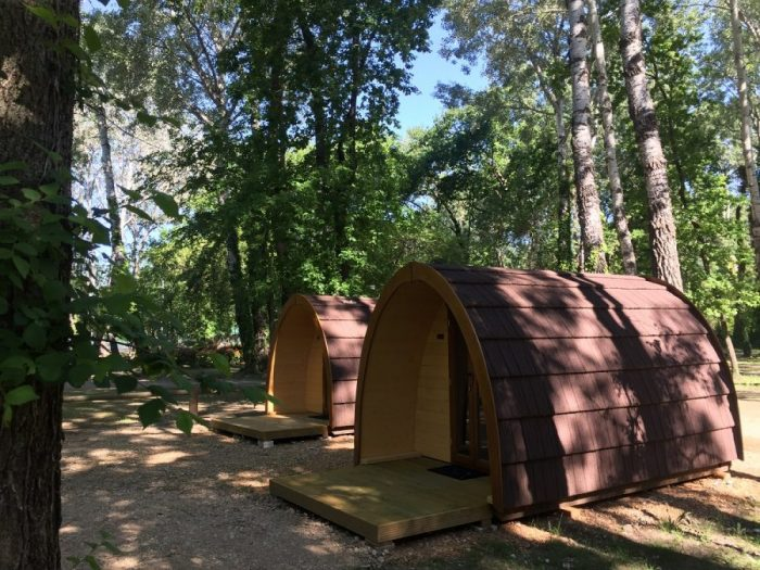 Les PODS du camping l'art de vivre