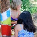 atelier enfants, activités pour les petits, camping, vaucluse