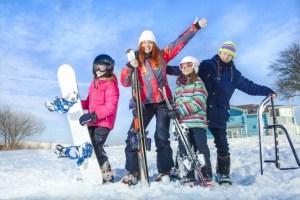 キャンピングカーレンタルで行こう!!親子でスキー・スノボ車中泊旅行