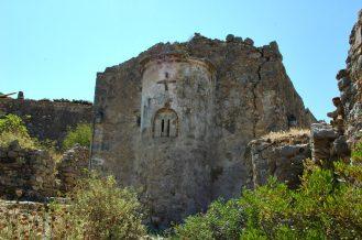 Einst war Alt- Himara ein orthodoxer Bischofssitz