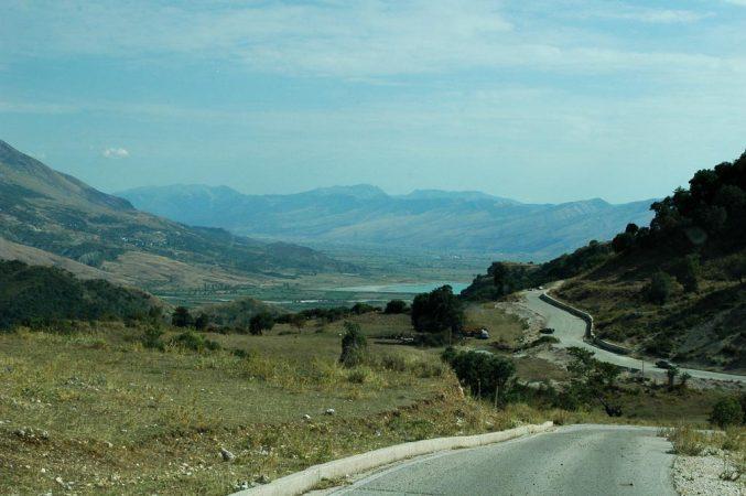 Fahrt zum Archäologiepark Antigonea