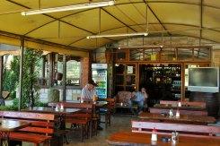 Türkisches Restaurant an der Grenze zu Bulgarien