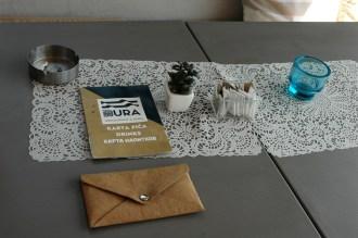 Restaurant Bura mit edlem Ambiente