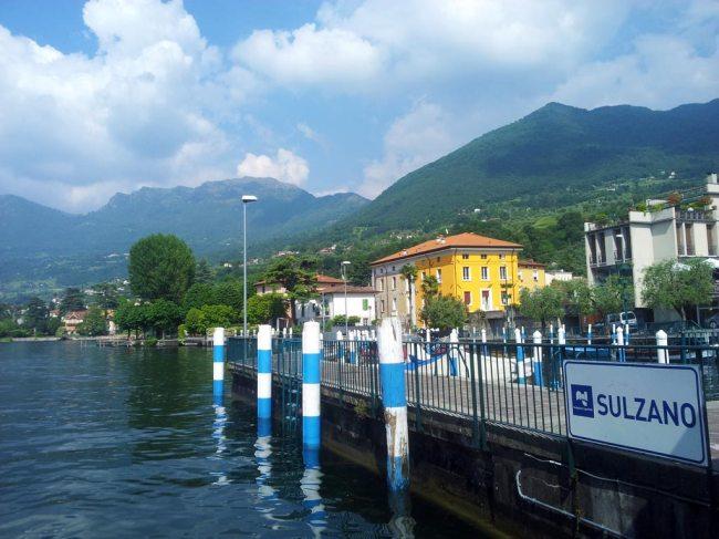Sulzano Hafen