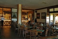 Geschmackvoll und kultiviert: das Restaurant