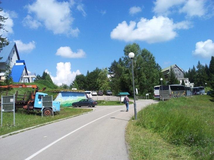 vom Schwarzen See nach Zabljak