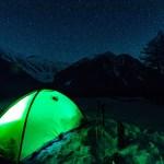星雲や流れ星も?!カップルやファミリーキャンプにおススメ!満天の星空の写真を撮りにキャンプへ出かけよう