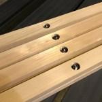 【木工DIY】キャンプ・アウトドアで使う折りたたみゴミ箱ラックを自作するPart5【Ver2制作編2】