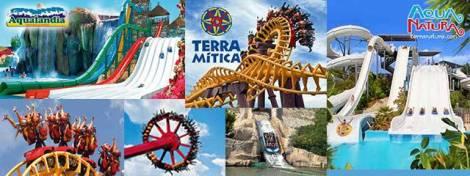 Benidorm Theme Parks & Attractions.