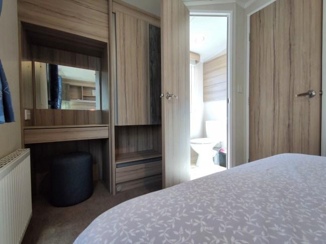 Mobile Home on Camping Almafra Campsite in Benidorm