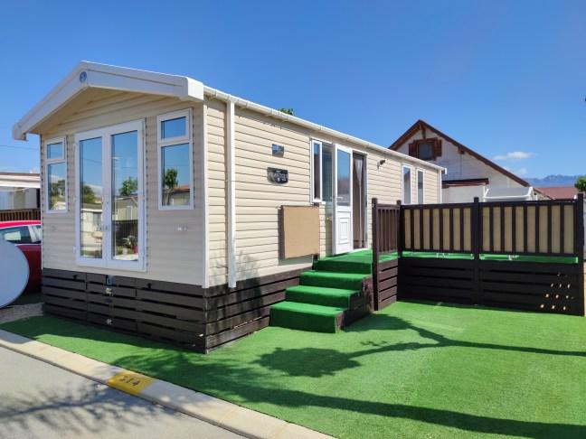Resale mobile home for sale in Benidorm