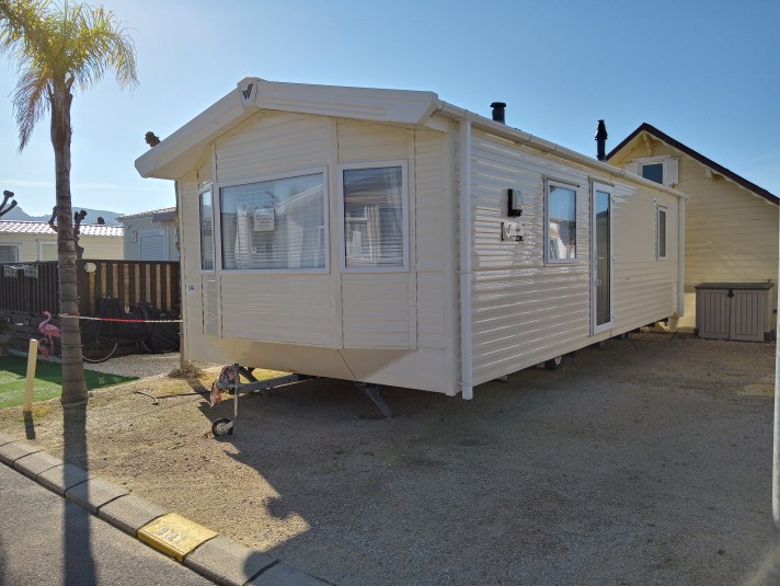 Willerby Rio Mobile Home for sale in Benidorm, Spain