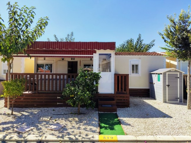 Resale Residential Mobile Homes in Spain