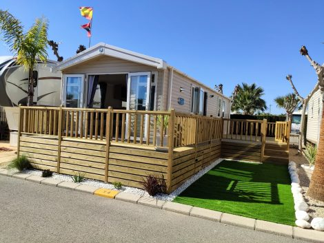 Brand new Swift Atlantique Mobile Home For Sale in Spain