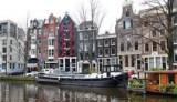Med bobil til Amsterdam