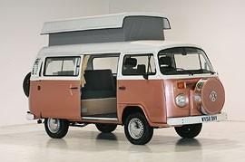 Ny VW T2 Campingbil