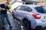 Bilvask på 10 minutter