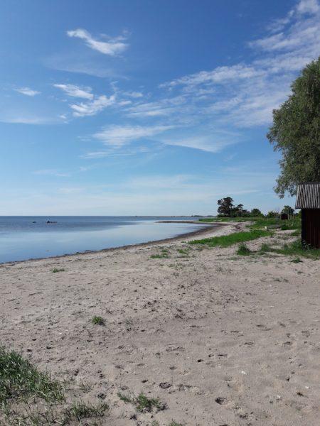 Malö Camping i Ellös, Västsverige