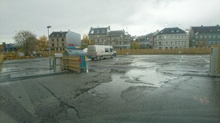 Trondheim bobilparkering