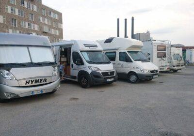 Bobilparkering København