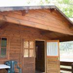 Vista Exterior Cabaña
