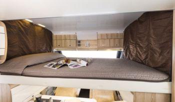 Gline 938 Intégral lit central double plancher plein