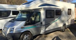 Chausson Flash 30 – Lit central