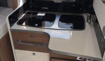 Dethleffs Trend T7017 – Profilé lits jumeaux salle de bain arrière plein
