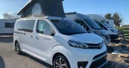 CROSSCAMP – Minivan toit relevable
