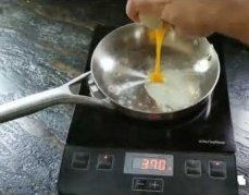 Sandoo Induction Cooktop - How to cook while camping without fire