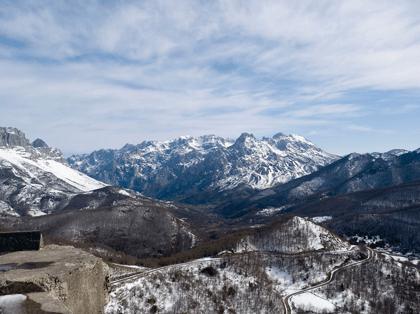 Miradores en el Valle de Valdeón