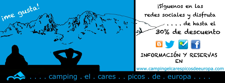 Promoción camping el Cares 2014