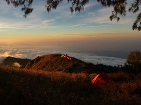 Romantic Camping Date 2