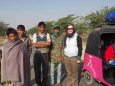 Rickshaw run 3