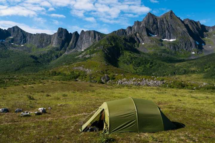 Mountain Camping 3
