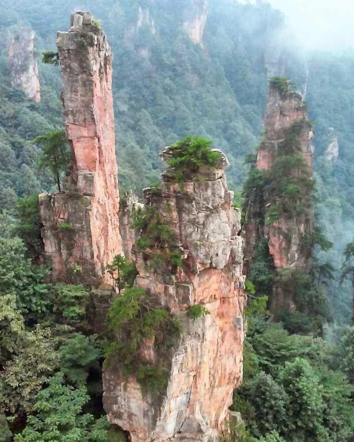 Zhangjiajie 11