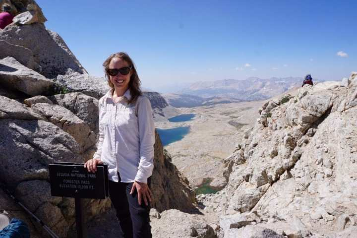 The John Muir Trail 11