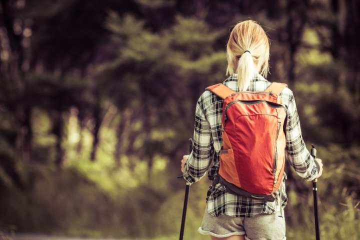 Breast Pumping in Nature Without Baby 1