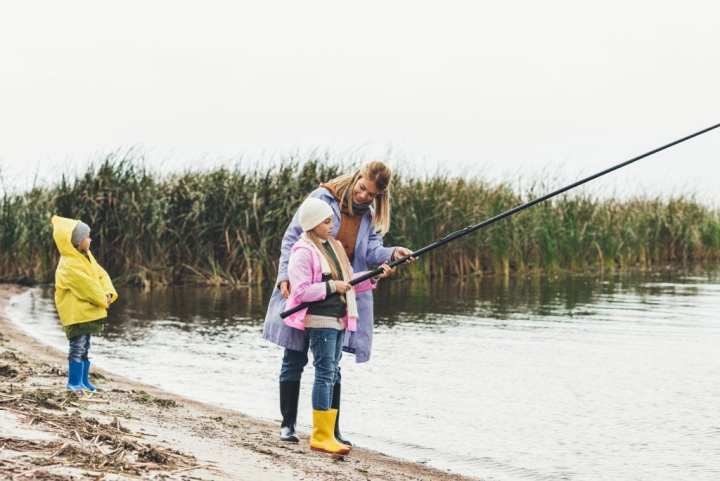 Why do you need to go fishing with your kids 1