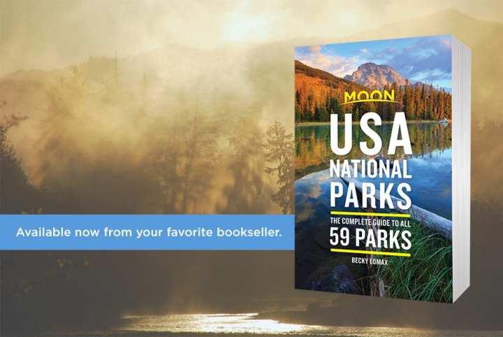 Moon USA National Parks 1