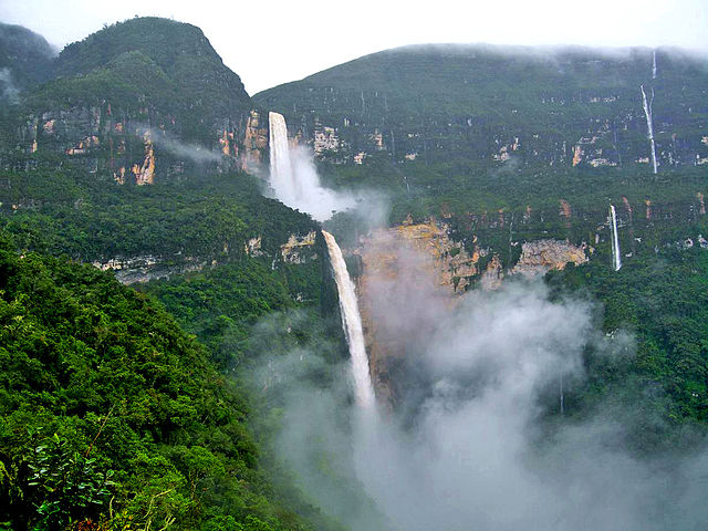 Guide to the World's Largest Waterfalls 3