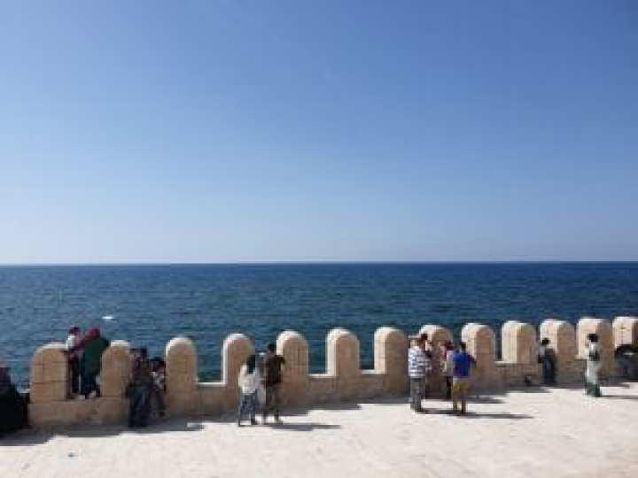 Mediterranean Sea Egypt 1
