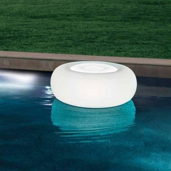 LED-Sitzkissen - aufblasbar und wasserdicht